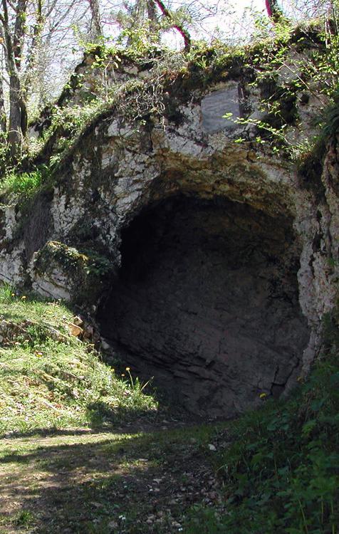 El refugio prehistórico de Aurignac