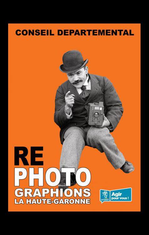 """Exposition temporaire """"Rephotographions la Haute-Garonne"""""""