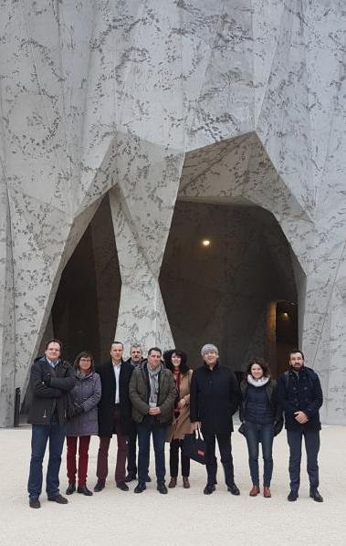 Un très bel accueil à la Caverne du Pont d'Arc
